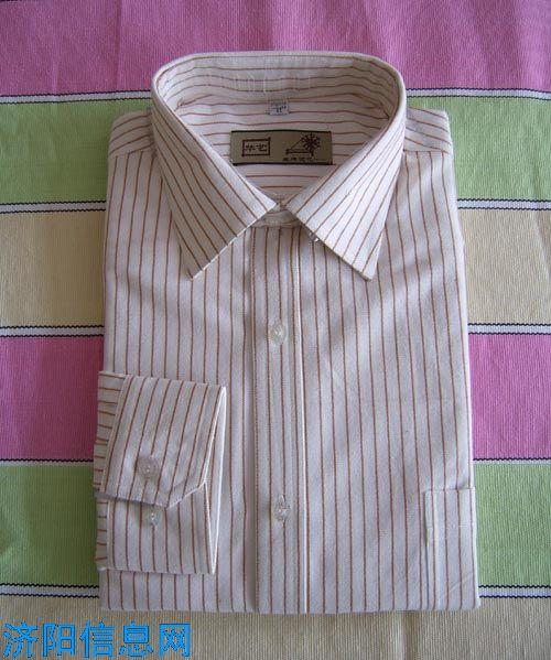 潘氏手织布新品:男士衬衣