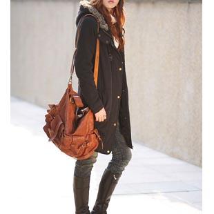 羊羔绒卫衣:最新韩版女装