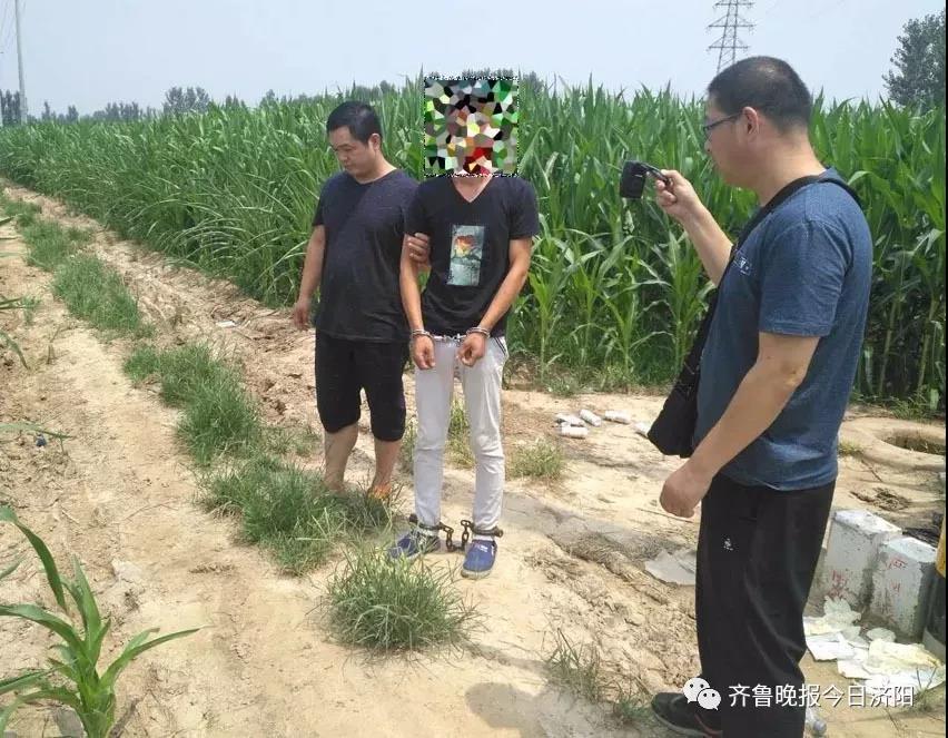 抢劫、杀人、碎尸……济阳县公安局成功