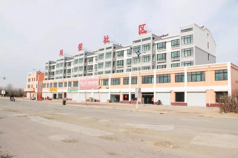 曲堤将建设新型农村社区,117个行政村将