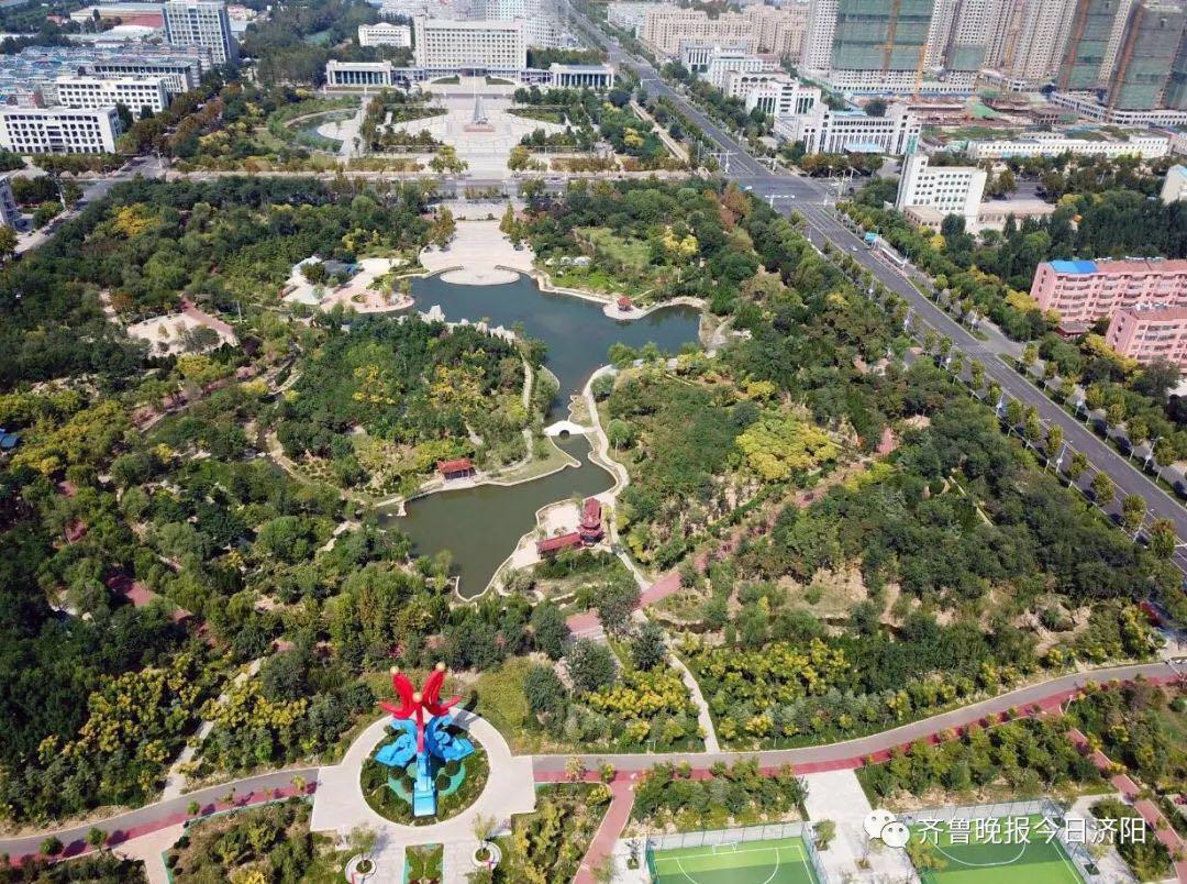 打造济南后花园,济阳建设黄河北岸黄金旅