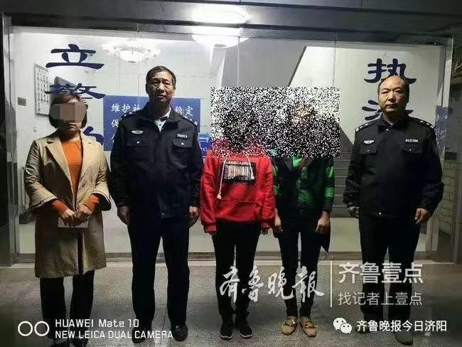 逛超市起意贪财,济阳一女子偷服装被拘留